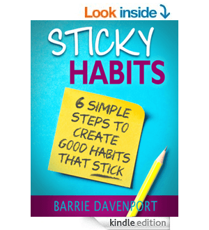 sticky habits kindle book