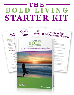 The Bold Living Starter Kit