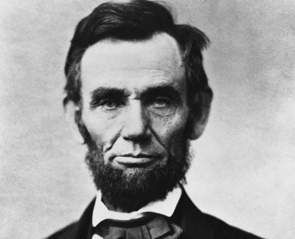Can anyone help me on Abraham Lincoln?
