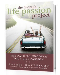 The 52-Week Life Passion Project