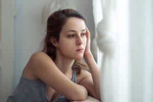 sad woman, why am I so unhappy