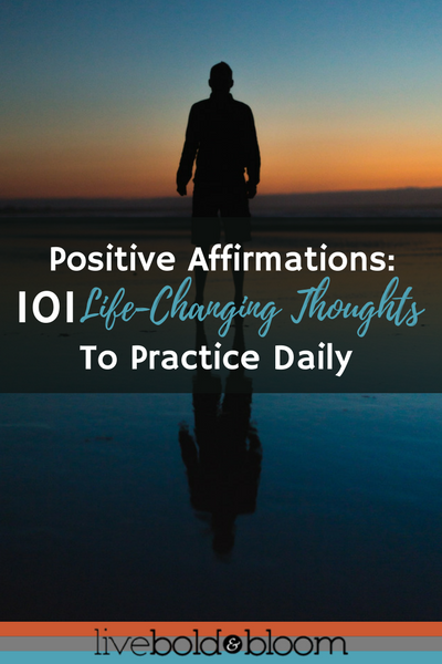 What are some short positive affirmations?