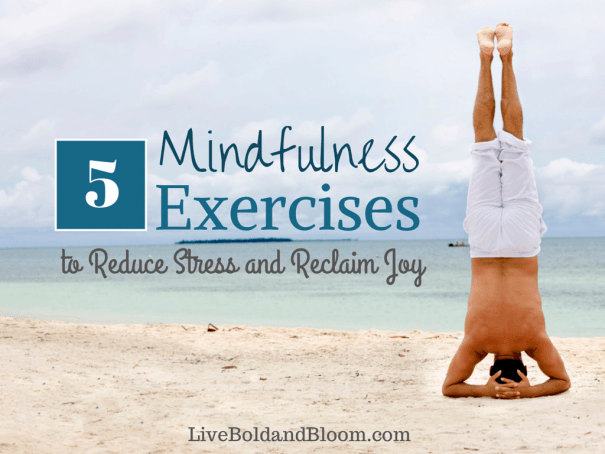 mindfulness exercises