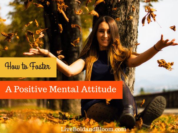 positive mental attitudes
