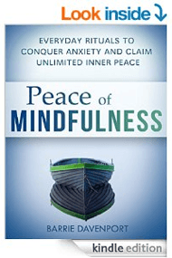 peace of mindfulness kindle book