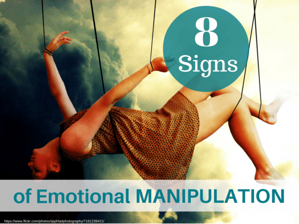 8 Emotional Manipulation Tactics (How To Deal With A