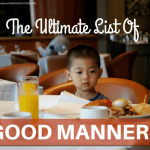 List of Manners