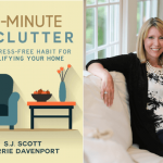 declutter book launch