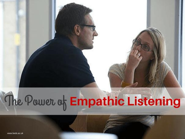 Empathic Listening