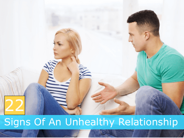 is it healthy to argue in a relationship