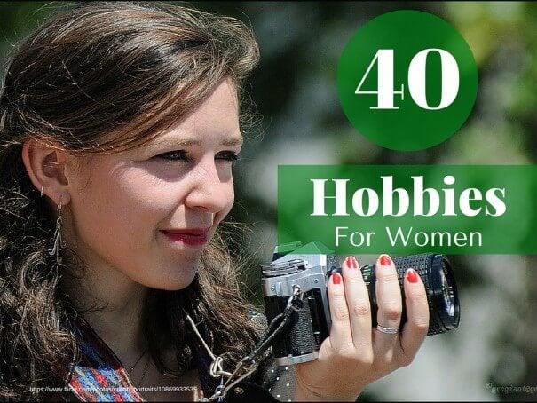 Hobbies for Women
