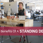 Benefits of a Standing Desk