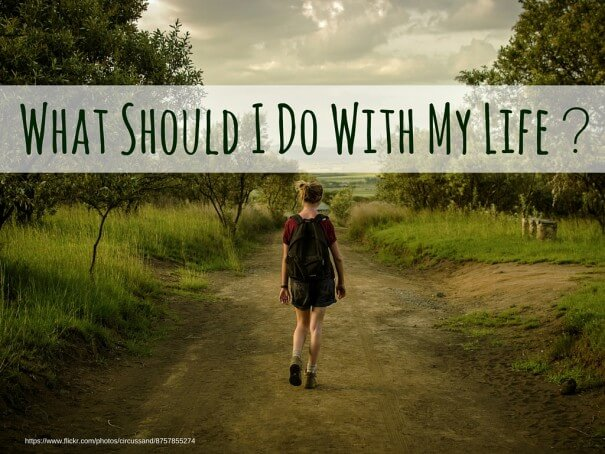 What Should I Do with My Life?