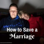 How to Save a Marriage