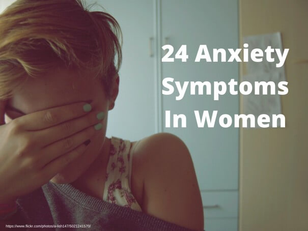 Anxiety Symptoms in Women
