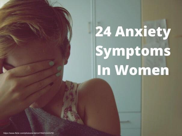 Anxiety Symptoms in Women