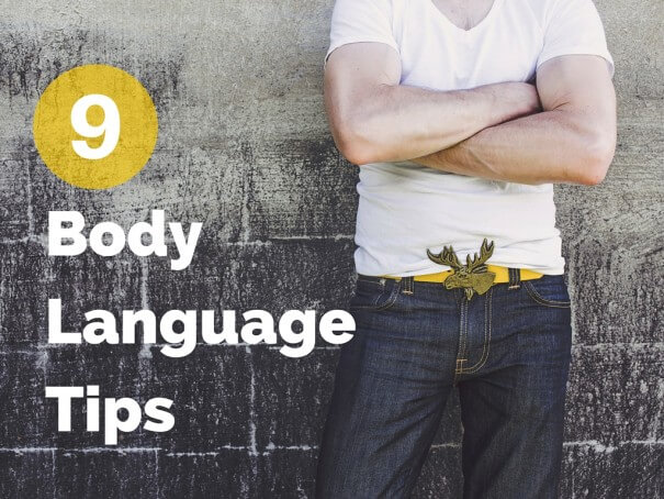 Body Language Tips