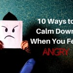 Ways to Calm Down