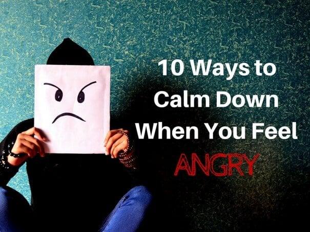 Ways to Calm Down