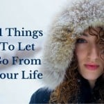 Things to Let Go