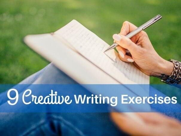 Creative writing help
