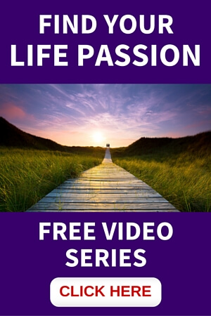 Find your Life Passion