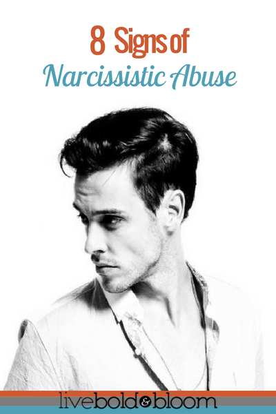 8 Signs of Narcissistic Abuse