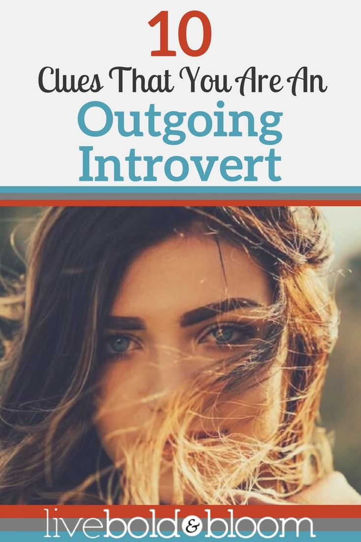 Do you like your quiet time and small groups but also enjoy socializing? You might be an outgoing introvert.