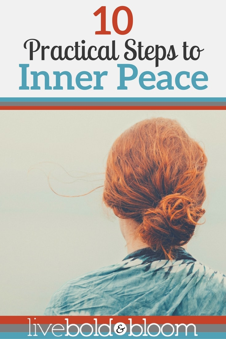 Inner peace is more about being than doing. It's about leaning toward rather than struggling against. It's about being fully present and focused on the task at hand. The rewards of inner peace are numerous. They include mental and physical health and well-being, self-confidence, better relationships, and a more intense and joyful experience of life.
