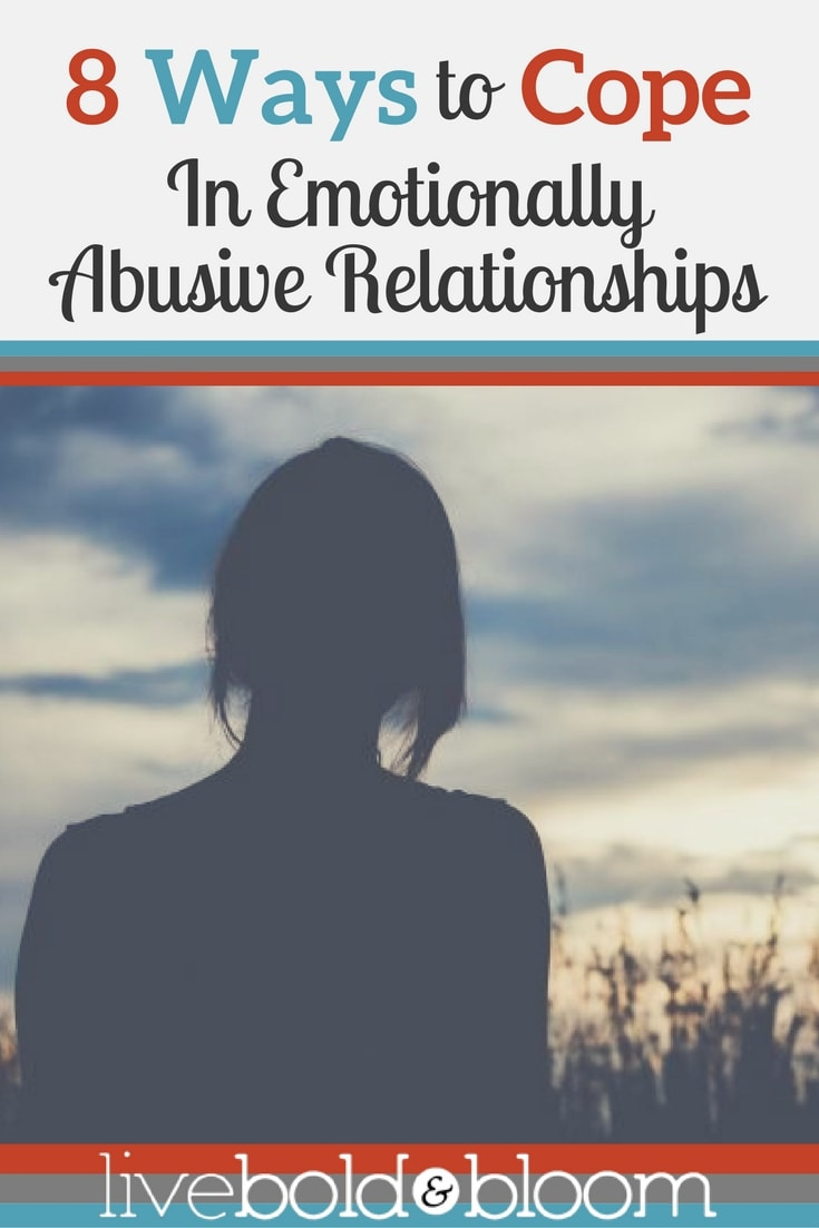 Are you dealing with abusive relationships? In this post you'll learn the 8 ways to cope with an abusive relationship.