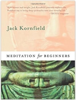 book cover meditation-for-beginners