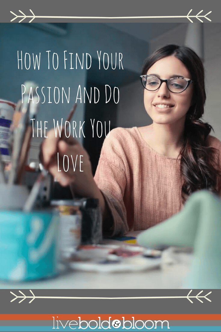 Woman Painting How To Find Your Passion