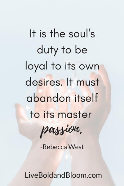 hands, how to find your life passion