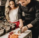 couple in kitchen Things To Do When You Are Bored