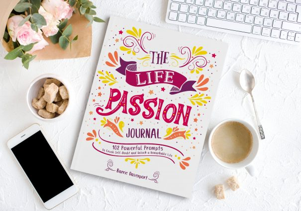 Life Passion Journal, find your passion