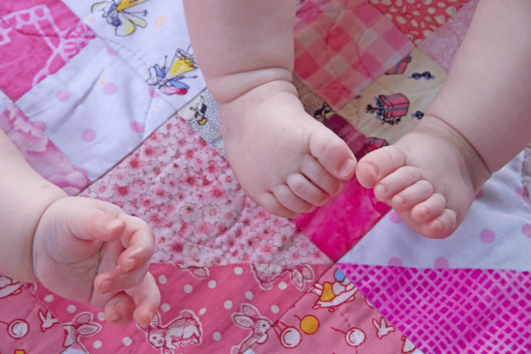baby feet hand Personal Development Tips