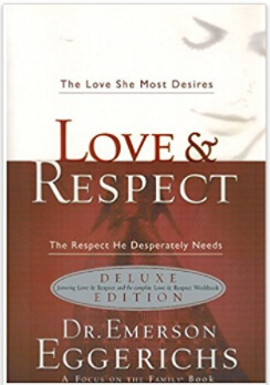 Love and Respect cover books for couples