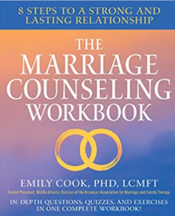 marriage workbook cover books for couples