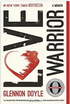 Love Warrior cover books for couples