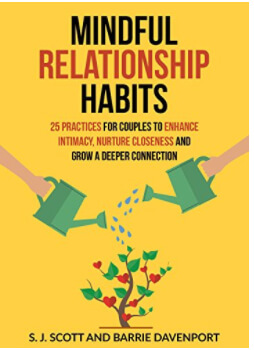 Mindful Relationship Habits book cover books for couples