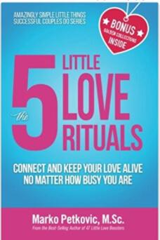 Little Love Rituals cover books for couple