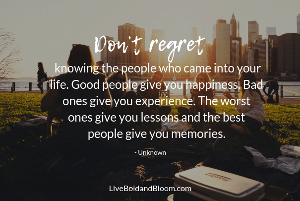 99 Regret Quotes (The Ultimate List of Quotes on Regretting)