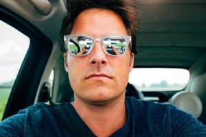 man with sunglasses, narcissism relationships