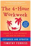 4-Hour Workweek cover-blinkist review