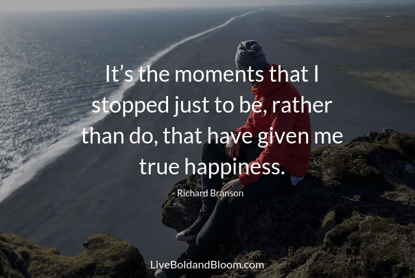 richard branson true happiness short quotes