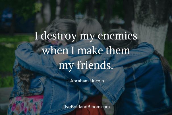 friends, inspirational sayings