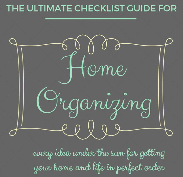 screenshot declutter guide self-care tips