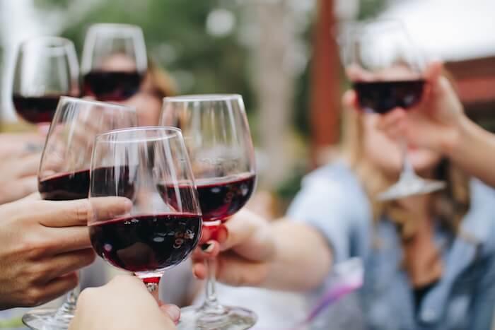 wine tasting friends money quotes