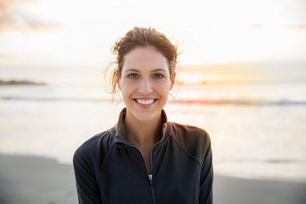 happy woman, self improvement