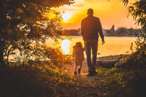 father and son, how to be a better person